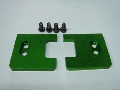 Battery tray for ax-10
